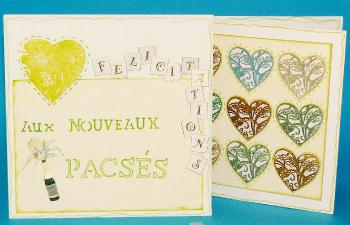 carte felicitation pacs