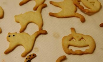 cookies cuisson