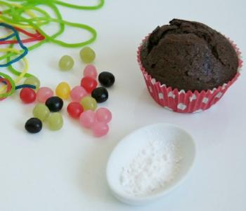 ingredients muffin rigolo