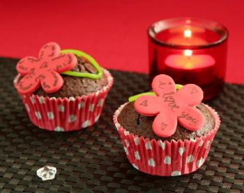 cup cakes amour