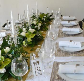 organisation table mariage
