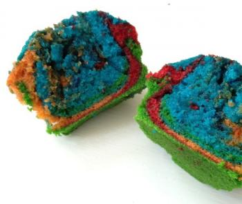 couleurs muffins