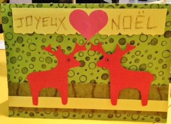 duo rennes carte noel