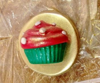 magnet cup cake